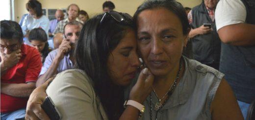 """Caso Santa Cruz: """"Creo que en el lugar donde está, Topo se puso feliz porque se hizo justicia"""", dijo la viuda de Cabrera"""