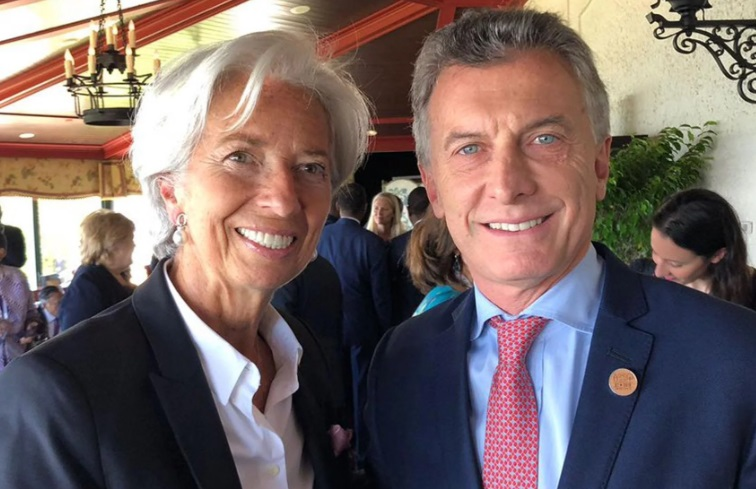 Christine Lagarde: «La economía debería ir recuperándose en el segundo trimestre de 2019»