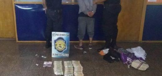 Posadas: atrapan a dos jóvenes por robar en un comercio
