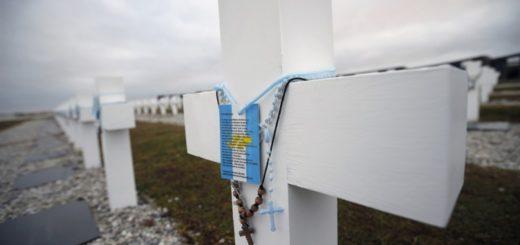 Islas Malvinas: Identificaron al soldado número 103 enterrado en el cementerio de Darwin