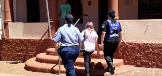 """La Policía detuvo a otra presunta """"mechera"""" en Oberá"""