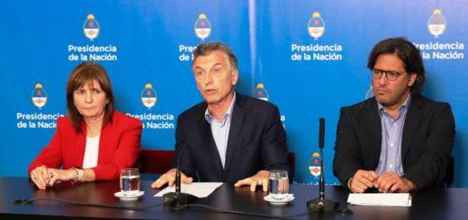 """Macri, tras el escándalo en el River-Boca: """"Hay que rechazar a los violentos y rechazar a las mafias"""""""