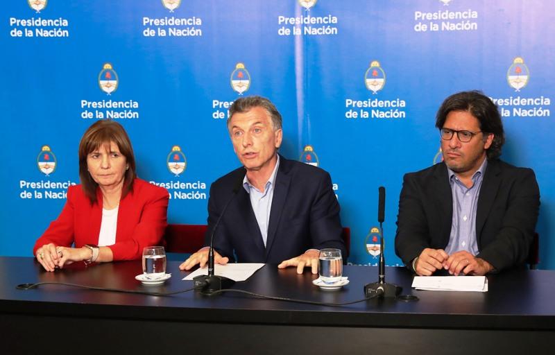 Macri, tras el escándalo en el River-Boca: «Hay que rechazar a los violentos y rechazar a las mafias»
