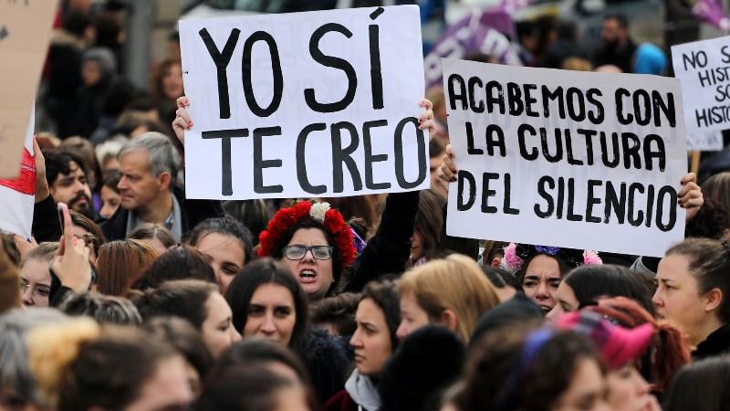 Marcharon en todo el mundo contra la violencia hacia las mujeres