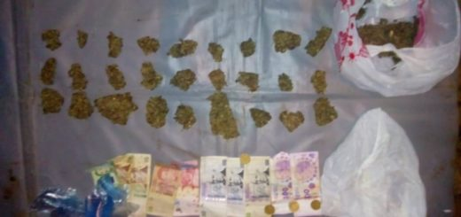 Narcodelivery: interceptan a un presunto dealer e incautan marihuana en Oberá