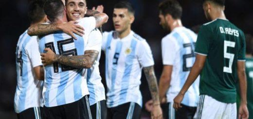 En Mendoza, la Selección Argentina cierra el año contra México