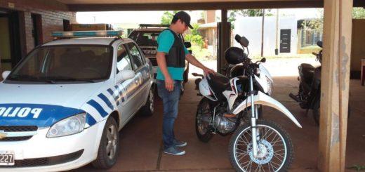 Posadas: moto que había sido birlada en una estafa estaba siendo ofrecida en las redes sociales