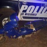 Un ciclista persiguió y redujo a un motochorro en pleno centro porteño