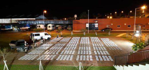 Posadas: detienen a dos contrabandistas con 1.800.000 pesos en cigarrillos