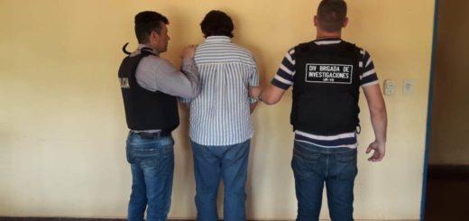 Apóstoles: capturaron al hombre acusado de incendiarle la casa al ex cuñado