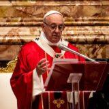 En el tercer domingo de Adviento, el Papa Francisco elevó un llamado a la alegría a pesar de los problemas y sufrimientos