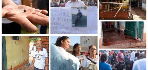 Crimen en el barrio A.3-2: confirmaron la prisión preventiva del policía acusado de haber matado a Arnaldo Amarilla durante un operativo