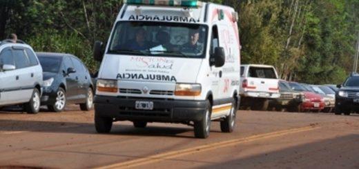 """""""De todas las llamadas que recibimos, solo el 10% corresponde a una emergencia que requiere ambulancia"""", afirmaron desde la Red de Traslado de Misiones"""