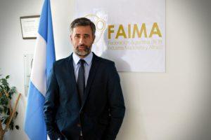 """Román Queiroz, de Coama Sud América: """"En 2020 el desafío será recuperar los mercados perdidos producto de las importaciones y del bajo consumo del mercado interno"""""""