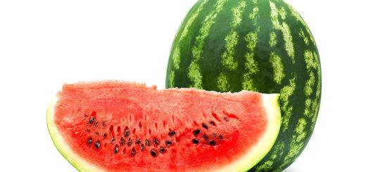 Época de sandía: una fruta de gran valor para la salud