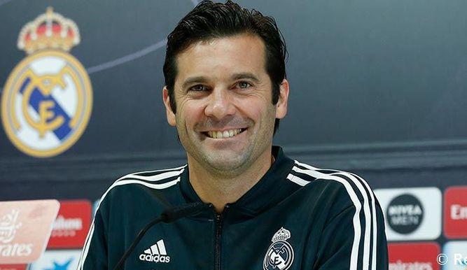 El ex jugador de River, Santiago Solari es el DT oficial del Real Madrid
