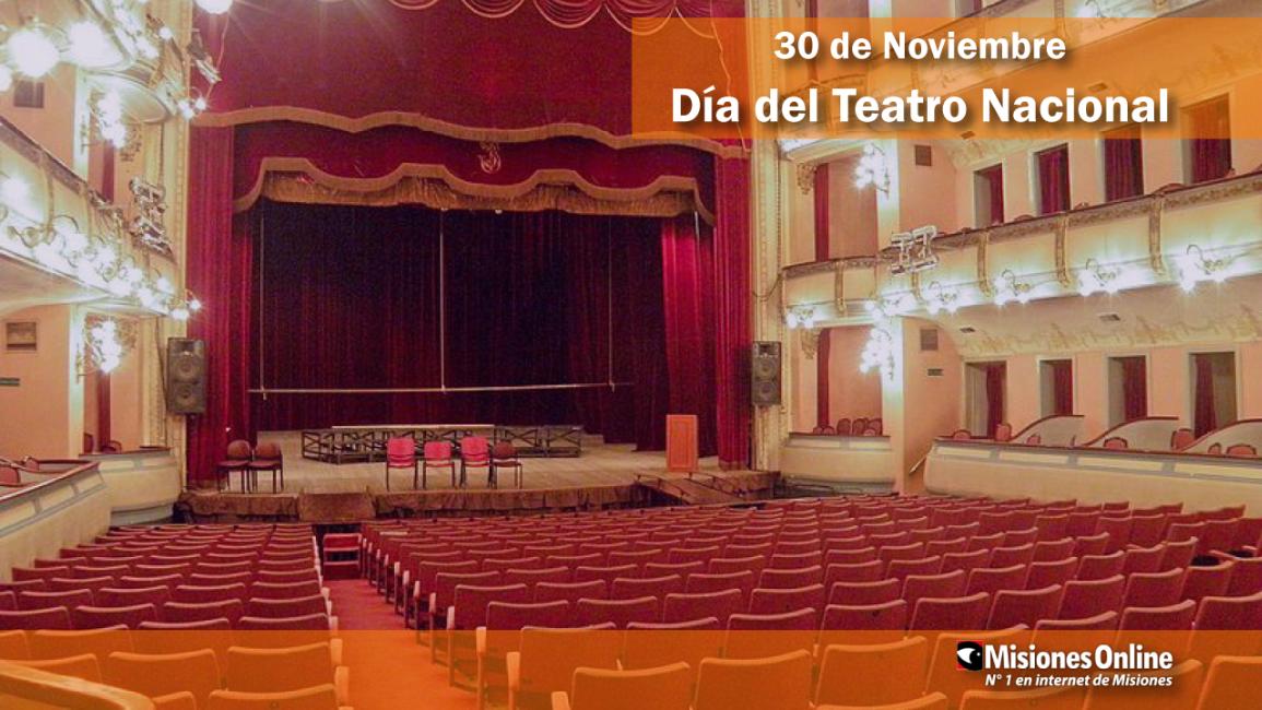 El teatro que inspiró una efeméride y que un incendio destruyó