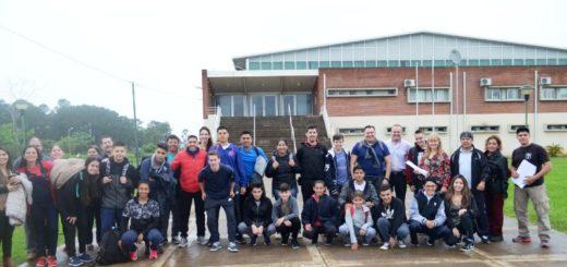 Karate: con el acompañamiento del Ministerio de Deportes, una delegación misionera viajó a La Pampa