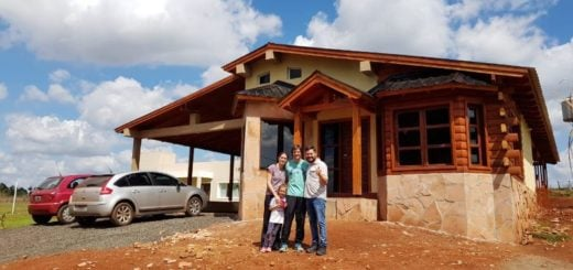 ¿Pensando en una casa? Te damos cuatro mitos y verdades de una casa de madera