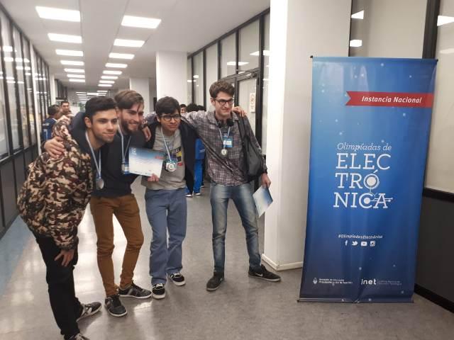 Olimpiada Nacional de Electrónica: Misiones el mejor proyecto