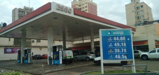 Combustible: Axion y Shell ya aplicaron aumentos en Posadas