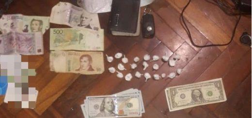 """Narcomenudeo: Tras desarticular la banda de la """"Fiorino"""", la Policía incautó más droga y hay otro detenido"""