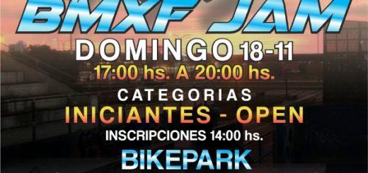 """El domingo 18 de noviembre se realizará un nuevo encuentro de """"riders y bikers"""" en el Bikepark de Posadas el PSS BMXF JAM"""