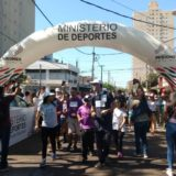 Gimnastas misioneras listas para participar del Torneo Nacional de Aeróbica en Buenos Aires