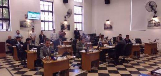 Concejales aprobaron por unanimidad el presupuesto municipal 2019, el del Concejo Deliberante y la Defensoría del Pueblo