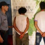 Dos violentos detenidos en Posadas: uno de ellos agredió a su pareja e intentó huir corriendo por los techos de las casas lindantes