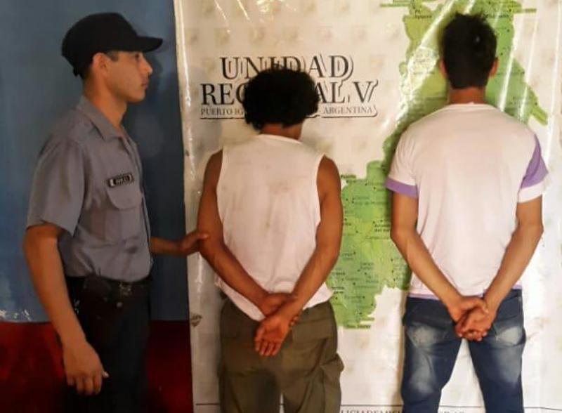 Puerto Iguazú: dos detenidos y un joven lesionado tras protagonizar confuso episodio en un siniestro vial