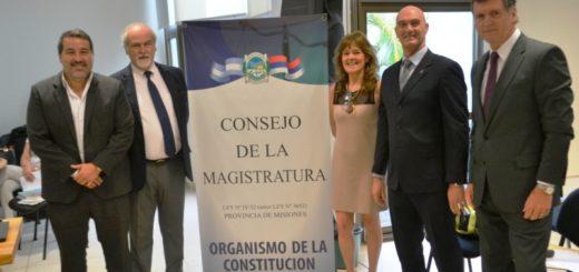 El Consejo de la Magistratura toma examen para cubrir cargo de Juez de Familia Nº 2