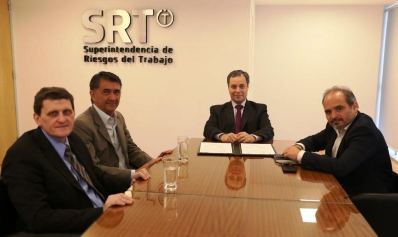 Misiones suscribió convenio con la Superintendencia de Riesgos del Trabajo para funcionamiento de comisiones médicas
