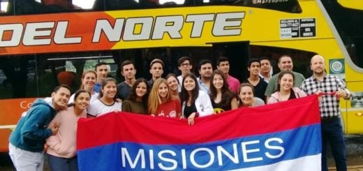 Los alumnos parlamentarios misioneros coparán el Congreso de la Nación