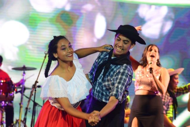 Festival del Litoral 2018: la primera noche marcó su impronta al grito del sapucay y el ritmo del zapateo