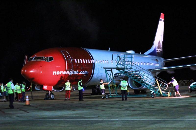 Desde Norwegian anunciaron que desde el 7 de enero habrá dos vuelos diarios entre Aeroparque e Iguazú