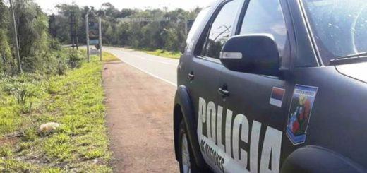 La Policía halló el cuerpo de un hombre en un pinar en Comandante Andresito