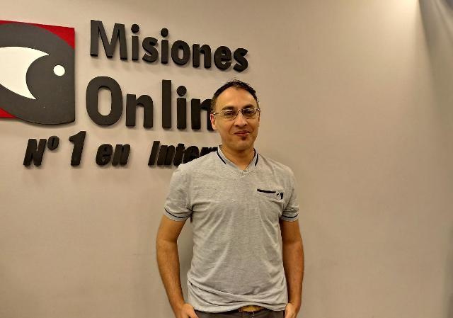 Luis Marinoni, el apasionado bailarín que reivindica las danzas folclóricas en Misiones