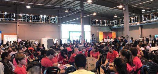 #CampusPartyMisiones: miles de jóvenes de la Región viven el mayor evento tecnológico mundial en el Centro del Conocimiento