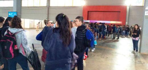 #CampusParty: entusiasmo y expectativas de los jóvenes que comienzan a llenar el Centro del Conocimiento