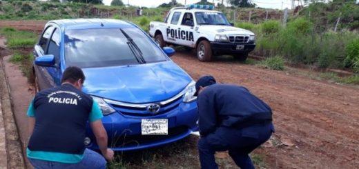 Encontraron el auto del hombre hallado muerto en un inquilinato en Posadas