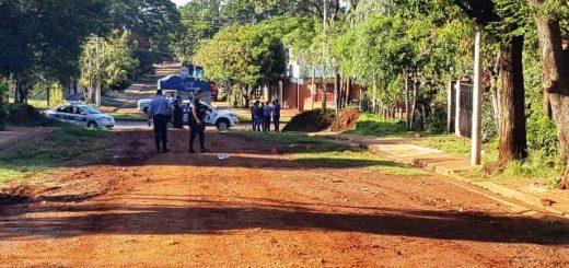 Posadas: Investigan muerte de un hombre de 34 años tras una gresca