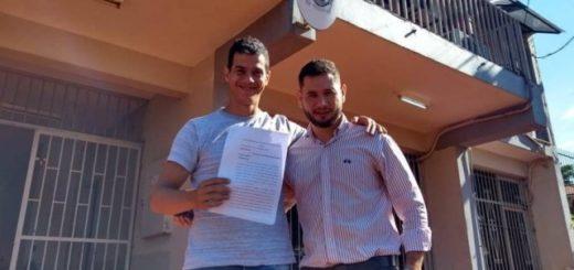 La Cámara de Apelaciones restituye la banca al concejal Llamas de Iguazú