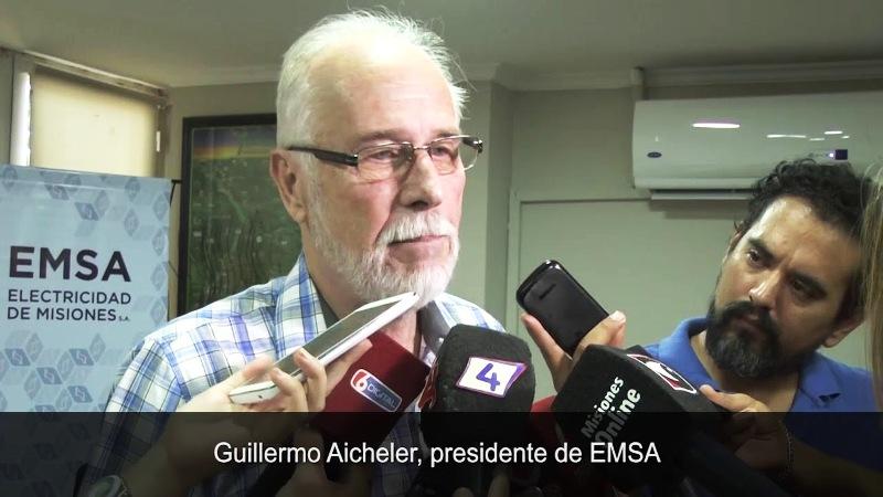 El presidente de EMSA aseguró que se están realizando múltiples obras en toda la provincia