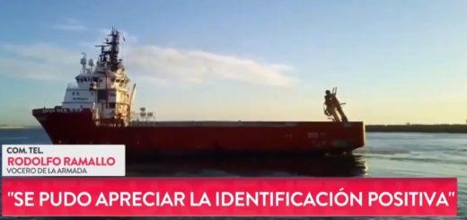 """Tras el hallazgo del ARA San Juan el vocero de la Armada afirmó: """"Ahora se abre otro capítulo"""