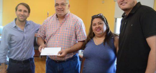 La Federación del Voleibol de Misionesrecibió un subsidio del Ministerio de Deportes de la provincia