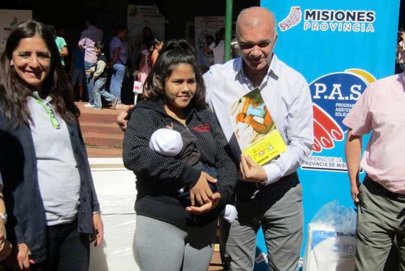 El IPS estuvo presente en un nuevo operativo del Programa de Asistencia Solidaria en Posadas