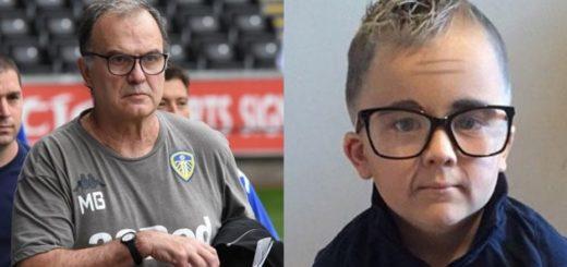 """Fútbol internacional: En Halloween, el """"mini-Bielsa"""" hace furor en Leeds"""