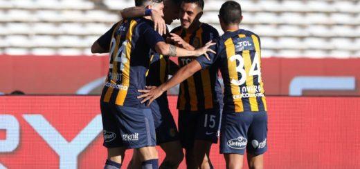 Por penales, Rosario Central eliminó a Temperley y es el primer finalista de la Copa Argentina