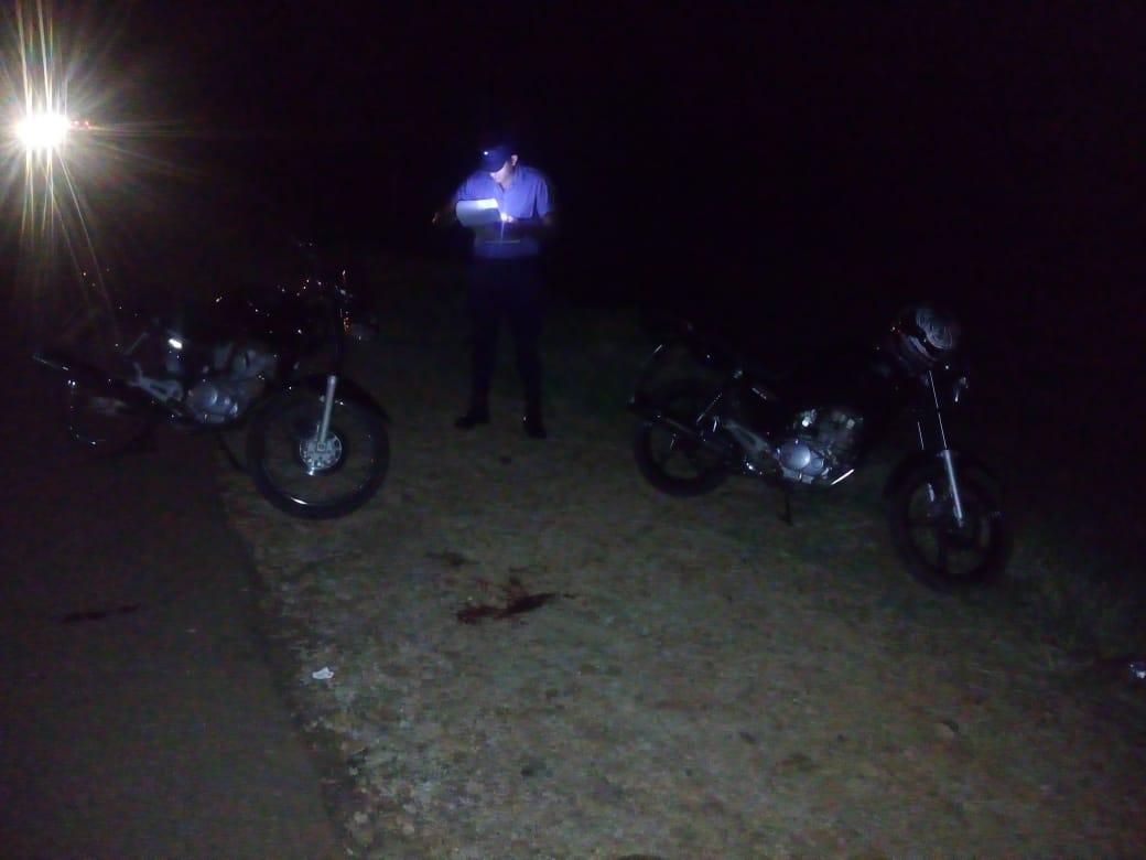 Tres adolescentes heridos fue el saldo de un choque entre dos motos en Dos Arroyos